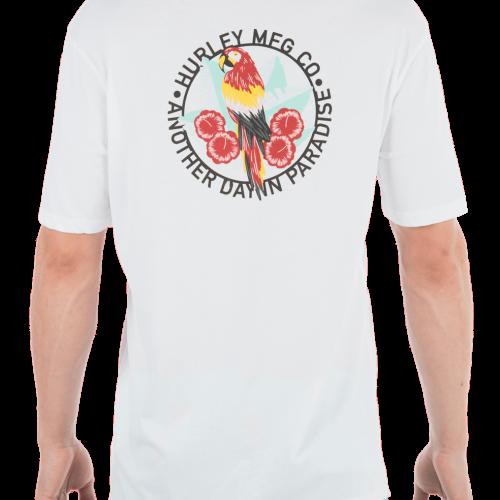 detroit shop harley T-shirt